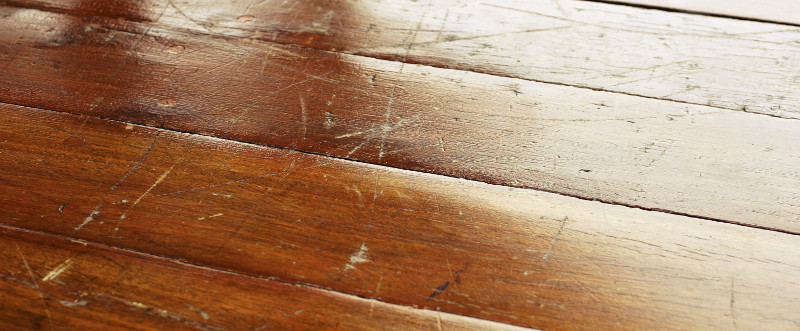Three Common Hardwood Floor Repair Issues & What You Can Do