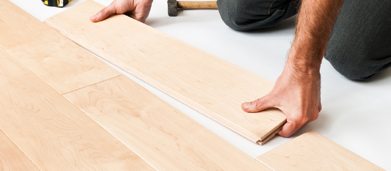 Hardwood Flooring in Huntersville, North Carolina