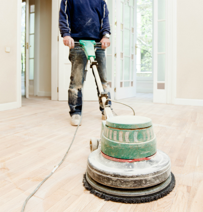 Hardwood Floor Sanding Can Restore Your Floors