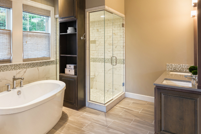 Transform Your Bathroom with New Bathroom Flooring