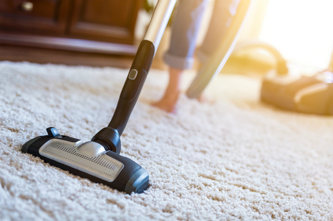 Freshen Up Your Carpets with Carpet Cleaning